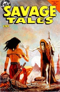 Savage Tales (Federal, 1983 series) #10 — No title recorded