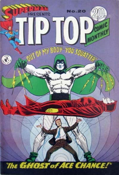 Superman Presents Tip Top Comic Monthly (Colour Comics, 1965 series) #20 ([December 1966?])