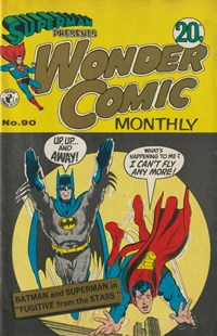 Superman Presents Wonder Comic Monthly (Colour Comics, 1965 series) #90 — Untitled