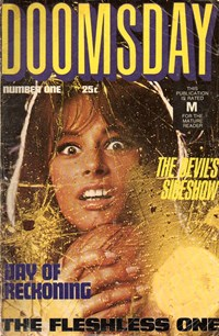 Doomsday (Sport Magazine, 1972 series) #1 — The Devil's Sideshow