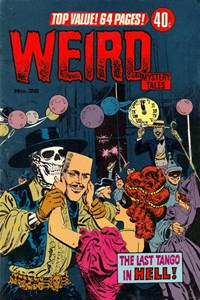 Weird Mystery Tales (KG Murray, 1973? series) #28
