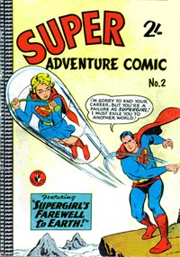 Super Adventure Comic (Colour Comics, 1960 series) #2