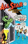 All Star Adventure Comic (Colour Comics, 1960 series) #41 ([October 1966?])