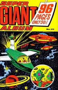 Super Giant Album (KG Murray, 1976 series) #25 ([March 1977?])