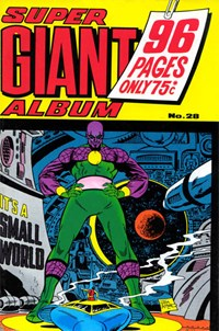 Super Giant Album (Murray, 1977 series) #28 ([September 1977?])