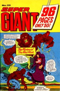 Super Giant (KG Murray, 1974 series) #20 ([March 1976?])