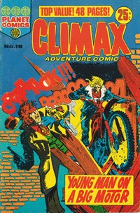 Climax Adventure Comic (KG Murray, 1974 series) #19
