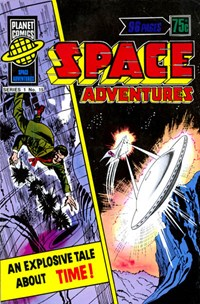 Planet Series 1 (Murray, 1977 series) #15 ([November 1978]) —Space Adventures