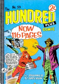 The Hundred Plus Comic (Colour Comics, 1959 series) #59 — The Doomed Scarecrow