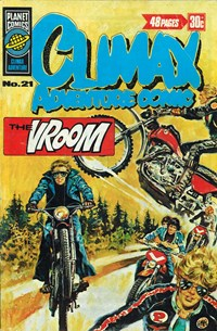 Climax Adventure Comic (KG Murray, 1974 series) #21