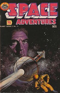 Planet Series 3 (Murray, 1980 series) #11 ([November 1980?]) —Space Adventures