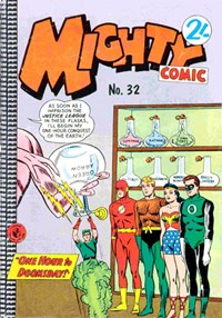 Mighty Comic (Colour Comics, 1960 series) #32 ([November 1962?])