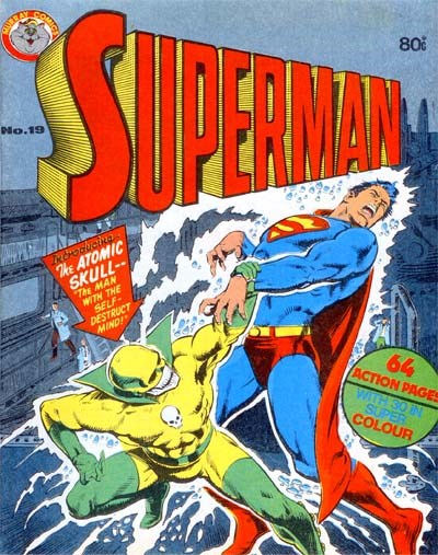 Superman (Murray, 1978 series) #19 ([March 1981?])