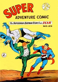 Super Adventure Comic (Colour Comics, 1960 series) #29 — No title recorded