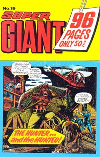 Super Giant (KG Murray, 1974 series) #19 ([January 1976?])