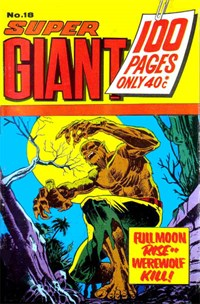 Super Giant (KG Murray, 1974 series) #18 ([November 1975?])