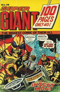 Super Giant (KG Murray, 1974 series) #16 ([July 1975?])