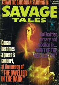 Savage Tales (KG Murray, 1975 series) #8 — The Dweller in the Dark
