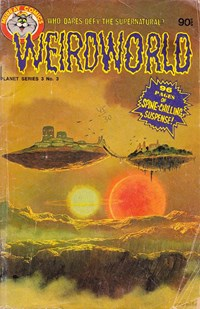 Planet Series 3 (Murray, 1980 series) #3 ([March 1980?]) —Weirdworld