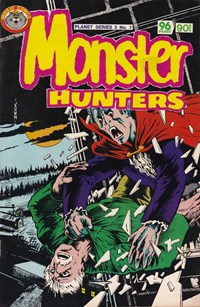 Planet Series 3 (Murray, 1980 series) #7 ([July 1980?]) —Monster Hunters