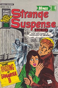 Planet Series 2 (Murray, 1979 series) #6 (September 1979) —Strange Suspense Stories