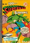Superman Supacomic (Colour Comics, 1959 series) #34 ([June 1962?])