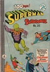 Superman Supacomic (Colour Comics, 1959 series) #25 ([August 1961?])
