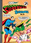Superman Supacomic (Colour Comics, 1959 series) #24 ([July 1961])