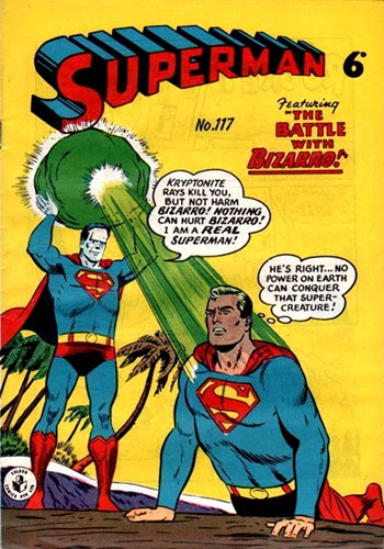 Superman (Colour Comics, 1950 series) #117 ([January 1960])