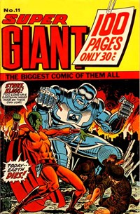 Super Giant (KG Murray, 1974 series) #11 ([September 1974?])