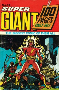 Super Giant (KG Murray, 1974 series) #10 ([July 1974?])