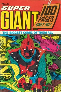 Super Giant (KG Murray, 1974 series) #9 ([May 1974?])