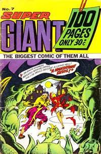 Super Giant (KG Murray, 1974 series) #7 ([January 1974?])