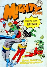 Mighty Comic (Colour Comics, 1960 series) #49 ([October 1965?])