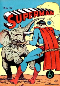 Superman (Colour Comics, 1950 series) #47