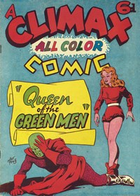 A Climax All Color Comic (KG Murray, 1947 series)