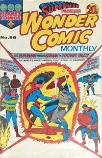 Superman Presents Wonder Comic Monthly (Colour Comics, 1965 series) #98 — Untitled