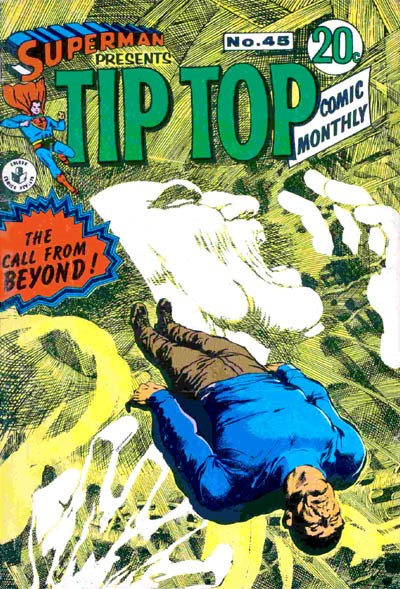 Superman Presents Tip Top Comic Monthly (Colour Comics, 1965 series) #45 ([January 1969?])