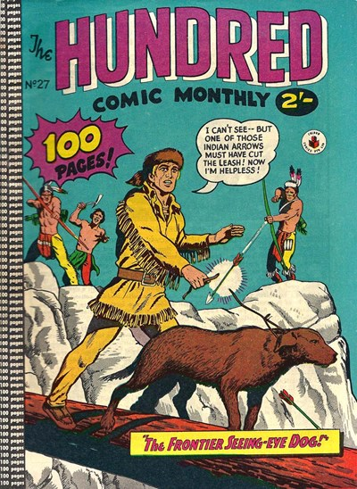 The Hundred Comic Monthly (Colour Comics, 1956 series) #27 ([December 1958])