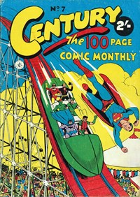 Century the 100 Page Comic Monthly (Colour Comics, 1956 series) #7