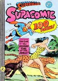 Superman's Supacomic (Colour Comics, 1958 series) #5