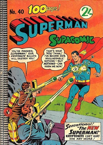 The New Superman!