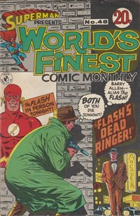 Superman Presents World's Finest Comic Monthly (Colour Comics, 1965 series) #48 ([April 1969])