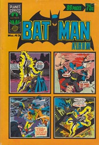Batman Album (Murray, 1978 series) #43 ([June 1979?])