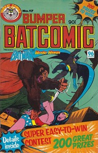 Bumper Batcomic (Murray, 1978 series) #17