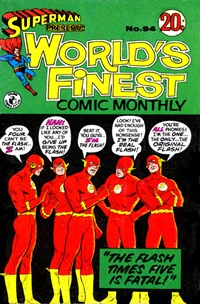 Superman Presents World's Finest Comic Monthly (Colour Comics, 1965 series) #94 — No title recorded