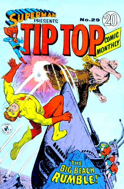 Superman Presents Tip Top Comic Monthly (Colour Comics, 1965 series) #29 ([September 1967?])