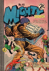 Mighty Comic (Colour Comics, 1960 series) #41 ([June 1964?])