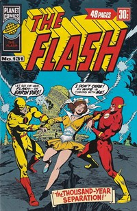 The Flash (KG Murray, 1975 series) #131 — The Thousand-Year Separation!
