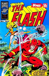 The Flash (KG Murray, 1975 series) #143 — No title recorded